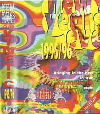 CLUB KINETIC - NEW YEARS EVE 95-96 (CD COLLECTION) 31ST DECEMBER 1995