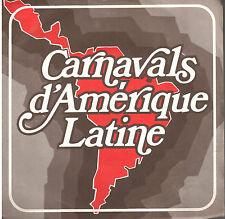 45T EP: Jorge Ben + 3 artistes: carnavals d'amérique latine.  la maison du café