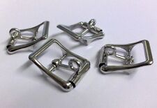"10 x 3/4"" LOCKABLE BUCKLES NICKEL PLATED"