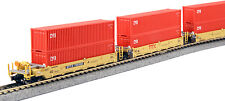 kato 106-6193 maxi-I double stack 5 unit set TTX / CAI CONTAINERS