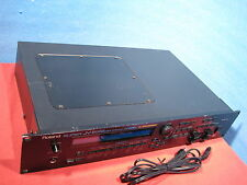 Roland JV-1080 JV 1080 Super JV 64 Voice Synthesizer Module Rack mountable Used