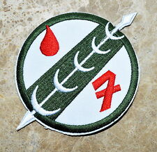Boba Fett Chest Armor Emblem Bounty Hunter Insignia Star Wars Iron On Patch
