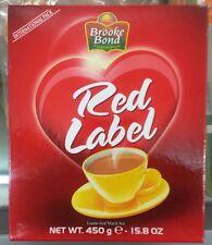 RED LABEL-LOOSE LEAF BLACK TEA 450G - BROOKE BOND