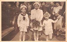 BF38148 les trois princes en suede en vacances belgium  queen king royalty