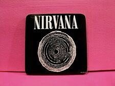 Nirvana Official Cork Coaster Uk Import Collectible