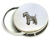 Fox Terrier Magnifying Reading Glass Desktop Office Hunting Hound Gift