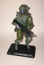 GI Joe 30th Anniversary Steel Brigade Delta loose Figure 2011 Vamp Driver