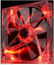 Thermaltake Pure 14 140mm Computer Fan with Red LEDs