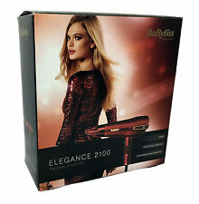BaByliss 5560PU Elegance 2100W Hair Dryer