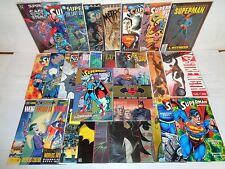 Batman/Superman Prestige SET! Infinite Crisis, Cult 1-4, more! 31bks (b#14474)