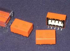 MINIATURE RELAY EA2-5NJ 5V Relays (10 pcs) *** NEW ***