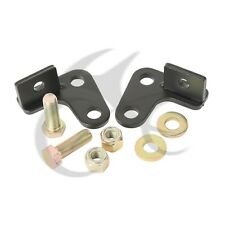 "1"" Black Rear Lowering Kit For Harley Sportster XL883 XL1200 833 1200 1988-1999"