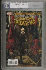 AMAZING SPIDER-MAN #567   PGX 9.8