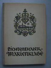 Lichtenthaler Marienklage 1948