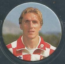 PANINI CAPS 1996-SNICKERS-EURO 96- #23-CROATIA/LAZIO-LATER-MIDDLESBROUGH-BOKSIC
