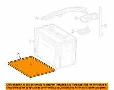 NEW TOYOTA GENUINE OEM VEHICLE BATTERY TRAY BASE 7443152040