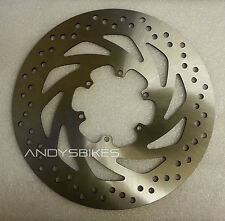 Genuine Front Brake Disc Derbi GPR50 GPR125 GPR 50 125 Nude Racing Replica Sport