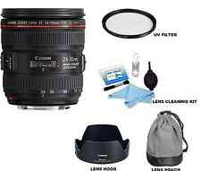 Canon 24-70mm f/4L IS USM Lens for Digital SLR DSLR Camera - Brand New