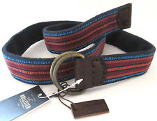 MENS HOLLISTER CALIFORNIA BELT SIZE S/M