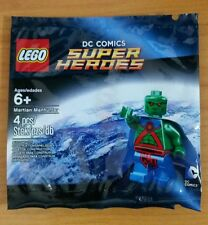 Lego Super Heroes Martian Manhunter 5002126 Polybag