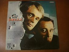 THE MAN FROM UNCLE U.N.C.L.E. AND OTHER TV THEMES LP RECORD METRO MS-544