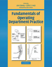 Fundamentals of Operating Department Practice by Cambridge University Press...