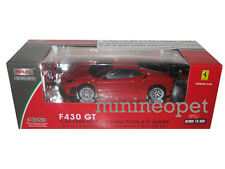MJX 8108 R/C RADIO REMOTE CONTROL CAR FERRARI F-430 GT 1/20 RED