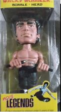 Bruce Lee Rare Figure Bobble Head Movie Legend