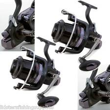 2 x Global Runner 6+1BB Big Pit Large Carp Fishing Reels B-Drag System 5080S