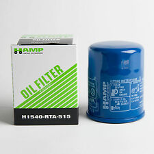 BLUE Hamp Synergy OEM High Performance Honda Oil Filter H1540-RTA-515 QTY=1 LG