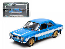 2013 THE FAST AND THE FURIOUS 1974 FORD ESCORT RS2000 MK1 1/43 GREENLIGHT 86222