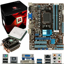 AMD X8 Core FX-8350 4.0Ghz & ASUS M5A78L-M USB3 - Board & CPU Bundle