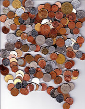 5 pounds of Mixed Foreign Coins