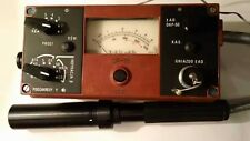 DP 75 COLD WAR MILITARY GEIGER COUNTER,  ONE ON EBAY!  GREAT RADIATION METER