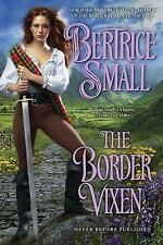 The Border Vixen by Bertrice Small (2010, Paperback)