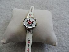 Vintage Swiss Made Cycle Wind Up Ladies Watch - Problem