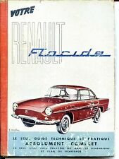 GUIDE TECHNIQUE RENAULT FLORIDE