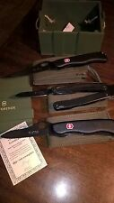 victorinox military set super rare limited edition V-LTD02