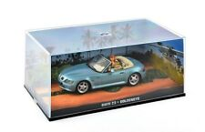 Modelcar DieCast 1/43 Diorama BMW Z3 James Bond 007 Goldeneye