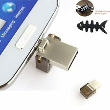 Fit Samsung Phone Tablet 16GB OTG Flash Drive Dual Micro USB Memory Stick + Gift
