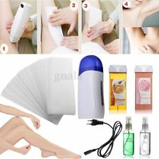 Roll on depilatory wax heater cartridge Warmer Hair Removal Machine waxing kit