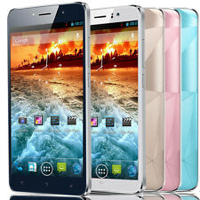 "5.5""3G+GSM GPS Android 5.1 Dual Sim Unlocked Straight Talk AT&T Smartphone"