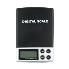 500g x 0.01g Digital Pocket Scale Jewelry Weight Balance Scale Precision BY