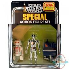 Star Wars Droid Jumbo Kenner Action Figure Set with Backdrop by Gentle Giant