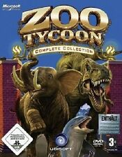 ZOO TYCOON COMPLETE COLLECTION - PC DVD-ROM - NEU