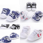 HOT Baby Boy Girl Soft Sole Crib Shoes Infant Toddler Newborn to 18 Months
