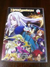 LA LEYENDA DE LOS HEROES LEGENDARIOS - SERIE COMPLETA - 4 DVD - V.O. JAPONES