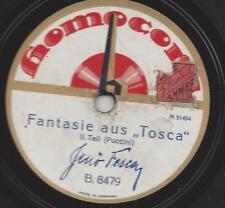Orchester Jenö Fesca 1926 : Fantasie aus der Oper Tosca