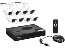 Q-See 8-Channel PoE IP Surveillance System with 8 Full HD 1080p Cameras (QT868-8