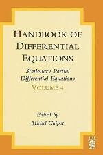 Handbook of Differential Equations Stationary Partial Differential Equations:...